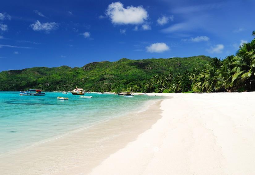 Les Seychelles - Pralin - Anse Royale