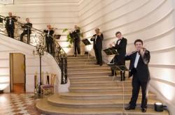 les artistes de als évènements vous propose pour votre mariage de Mille Mariages un duo flûte et violon