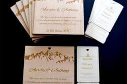 Les faire-part de mariage les plus originaux pour surprendre les invités