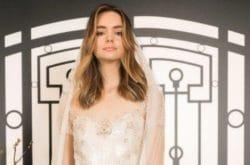 Robes de mariées – JENNY PACKHAM – collection printemps 2020