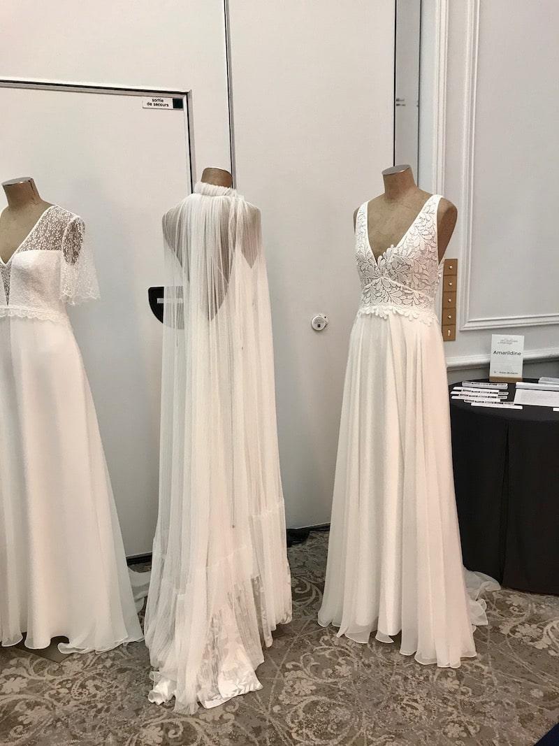 amarildine créatrice de robes de mariées sur mesure