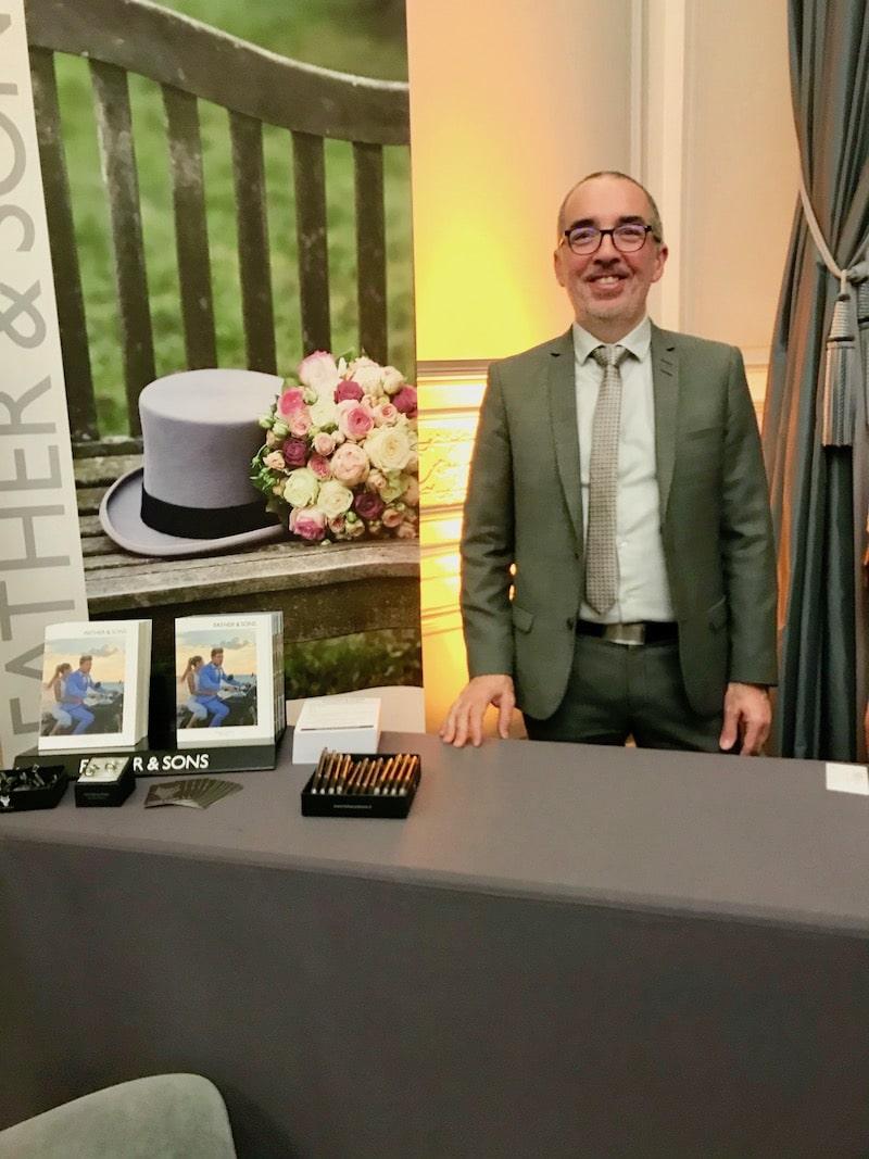 costume father and son les coulisses du mariage maison arts et métiers mille mariages