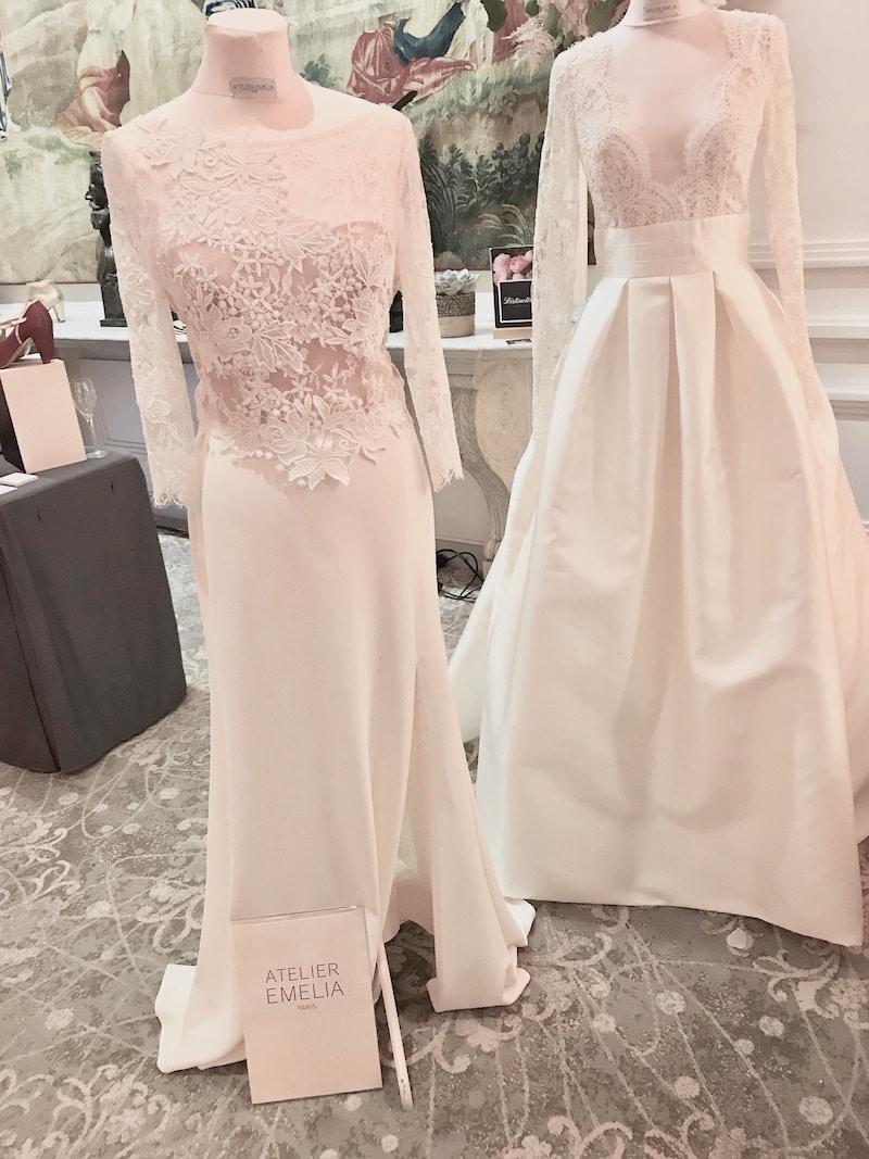 atelier émelia robe de mariée sur mesure