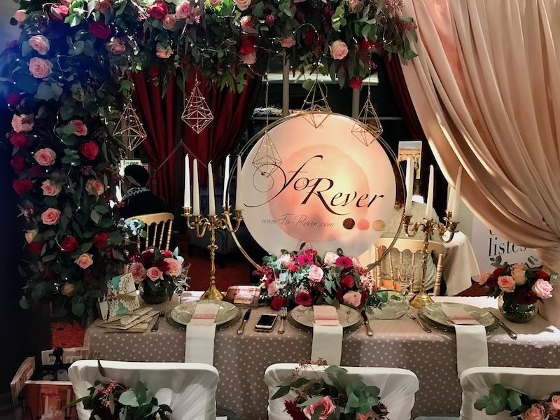 forever décoration les coulisses du mariages maison des arts et métiers millemariages