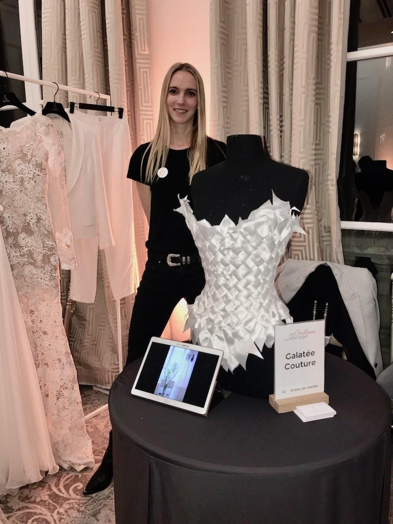 galatee couture robes de mariées sur mesure