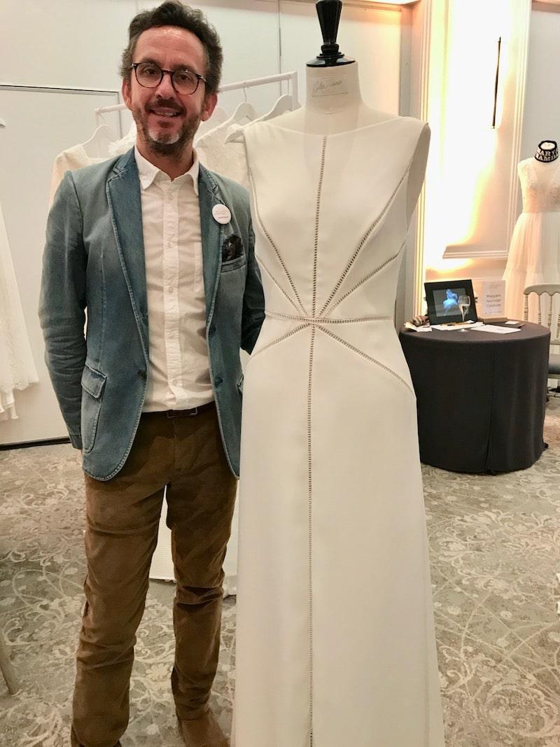gilles zimmer créateur robe de mariée