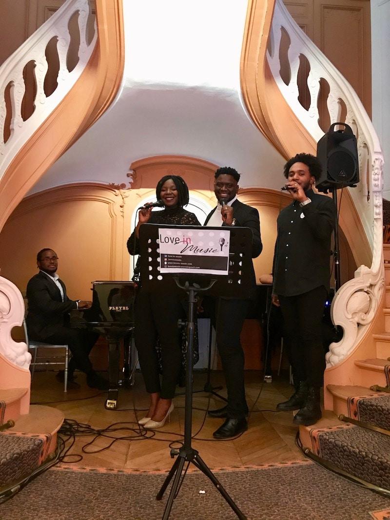 love in music jazz les coulisses du mariage maison des arts et métiers mille mariages