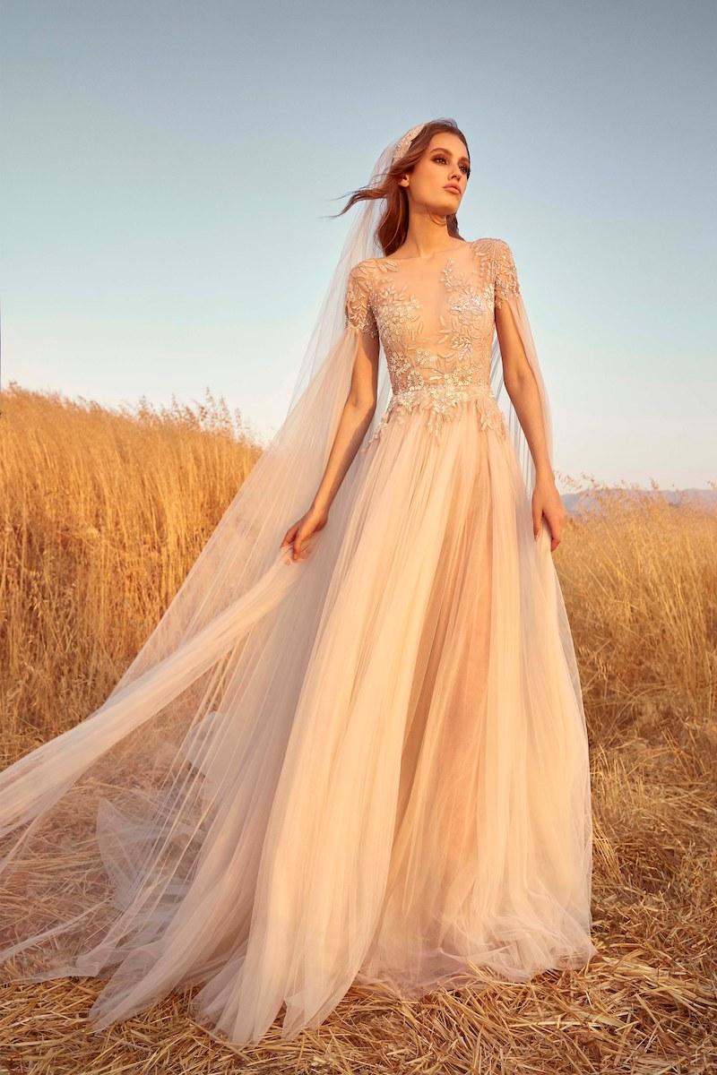 robe de mariée zuhair murad collection automne 2020 mille mariages n°11