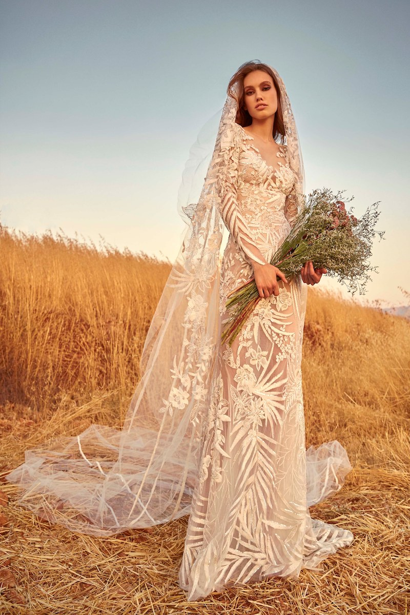 robe de mariée zuhair murad collection automne 2020 mille mariages n°12