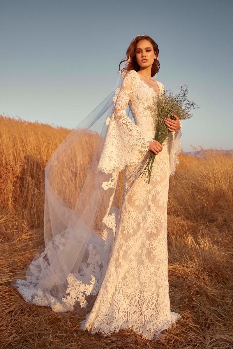 robe de mariée zuhair murad collection automne 2020 mille mariages n°15