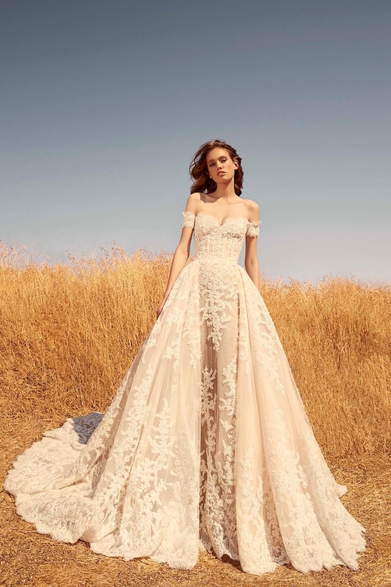 robe de mariée zuhair murad collection automne 2020 mille mariages n°6
