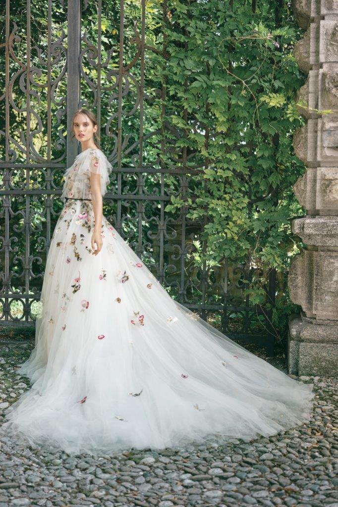robe de mariée Monique Lhuillier collection mariage automne 2020 pour mille mariages robe n°6
