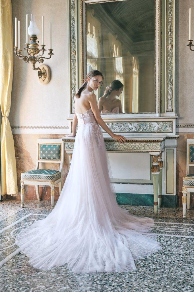 robe de mariée Monique Lhuillier collection mariage automne 2020 pour mille mariages robe n°8