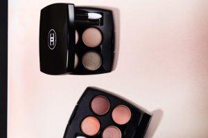chanel maquillage collection desert makeup poudrier nuancier