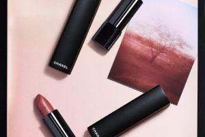 chanel maquillage rouge à lèvres