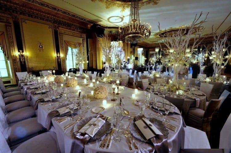 idée-mariage-élegant-table
