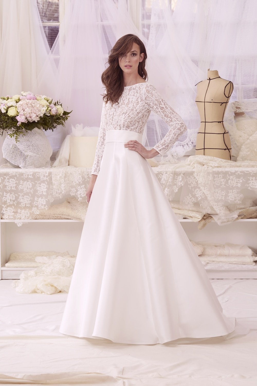 robe de mariée Enora créée par l'atelier émélia