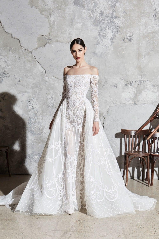 robe de mariee zuhair murad collection printemps 2020 millemariages15