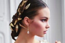 Les plus belles coiffures de mariées par Alexandre de Paris